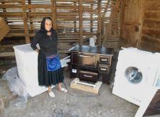 Početak isporuke kućnih aparata korisničkim porodicama