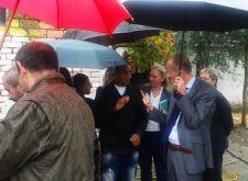 Poseta zvaničnika Evropske komisije porodicama u Bačkom Petrovom Selu
