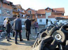 """Misija Evropske komisije posetila korisnike projekta """"Sagradimo dom zajedno"""""""